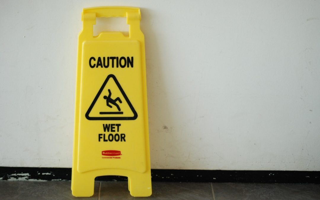 The 7 Things to Do after a Slip and Fall Accident