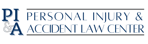 personal injury accident law center logo